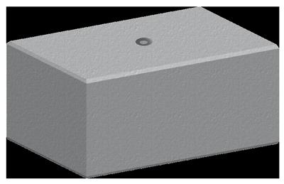 Legato Interlocking Concrete Block LG7