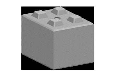 Legato Interlocking Concrete Block LG4