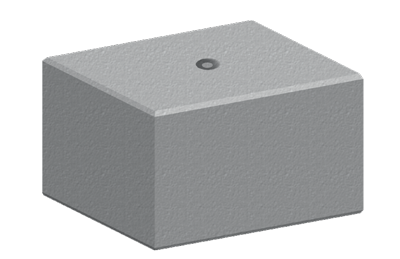 Legato Interlocking Concrete Block LG5