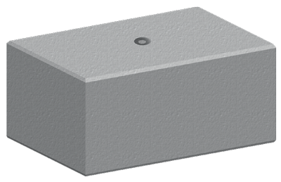 Legato Interlocking Concrete Block LG7