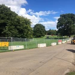 western-park-v-festival-heras-fencing-block-hire-midlands