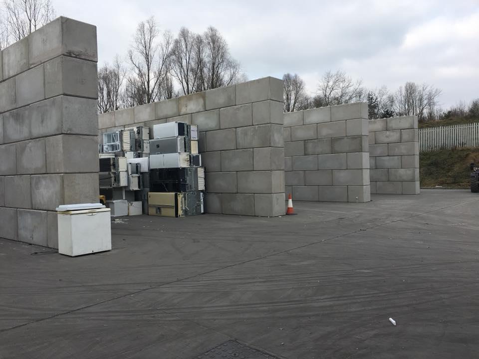 legato block bay installation midlands