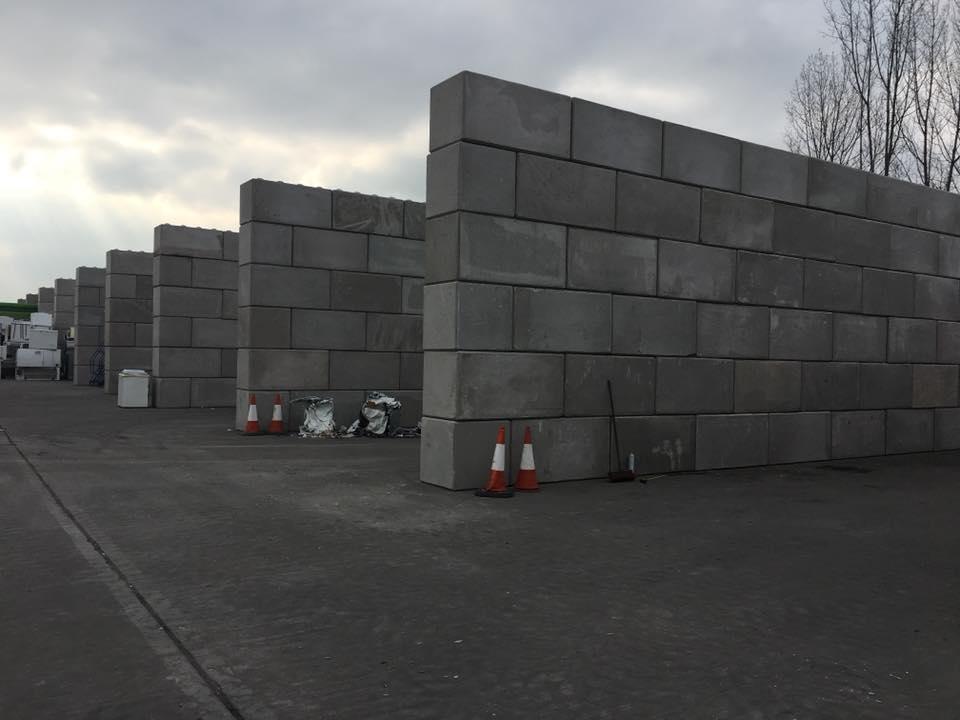 legato block bay installation telford