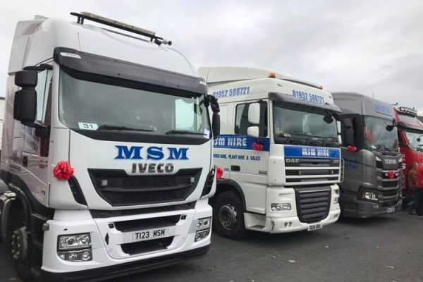 Low Loader Transport Hire Telford