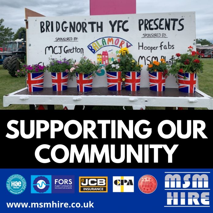 Support the Shropshire Country Show